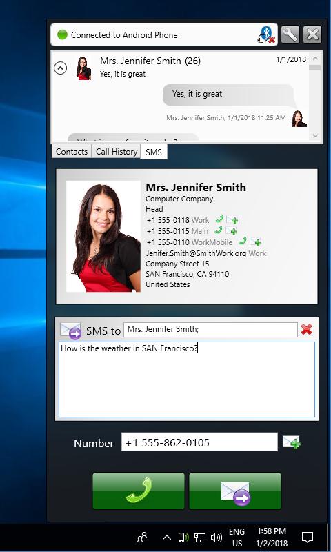 CallCenter screenshot